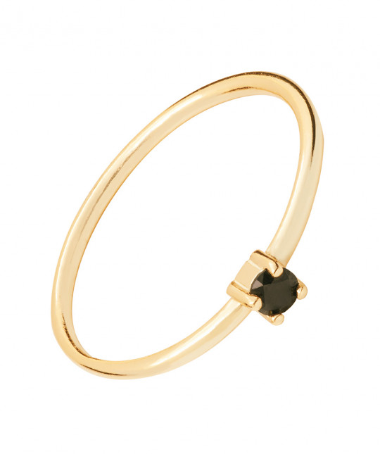 Gold Izar Ring