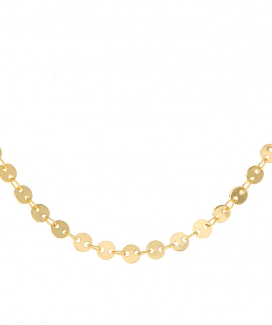 Vega Gold Necklace