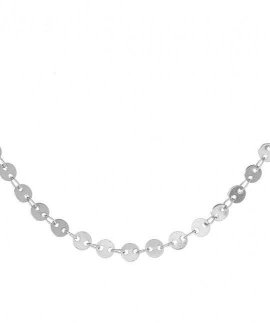 Vega Silver Necklace