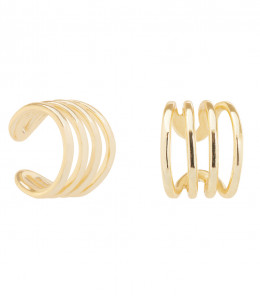 Ear Cuff Ursa Gold