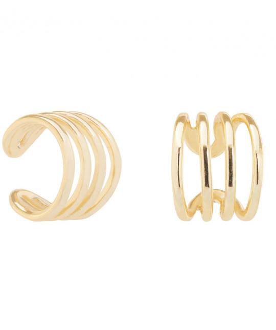 Ear Cuff Ursa Gold