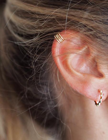 Ear Cuff Ursa Oro