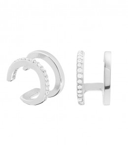 Ear Cuff Orion Silver