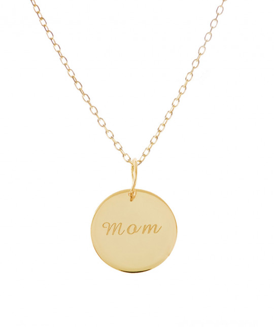 Mother Gold Necklace