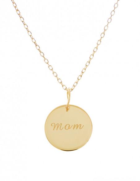 Collar Mamá Oro