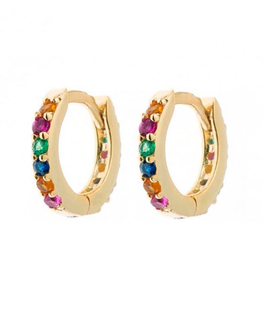 Earrings Colors